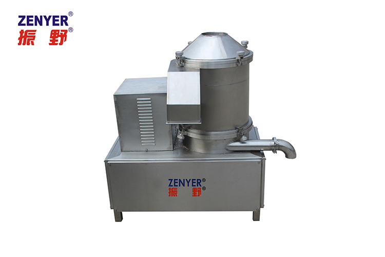 500 Egg centrifuge (20000 EGGS/HOUR), Egg Breaker